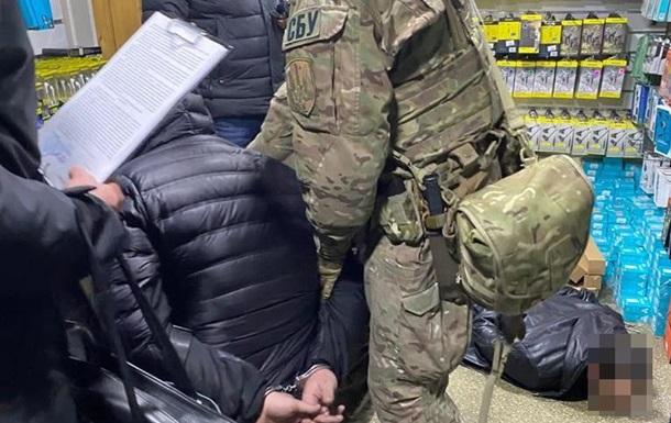 В Запорожье блокировали ОПГ, в которую входили чиновники
