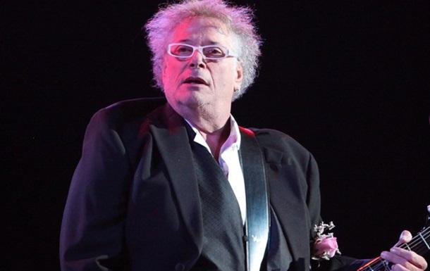 Умер рок-музыкант Лесли Уэст