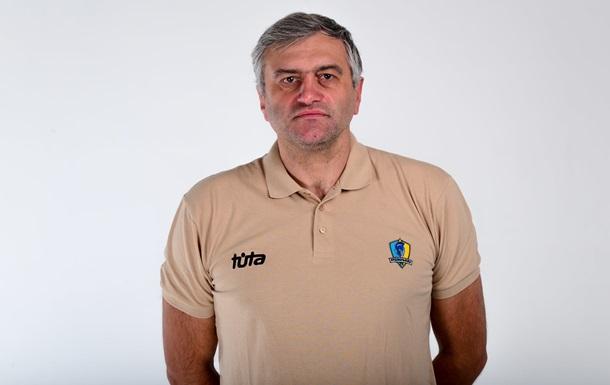 Будівельник звільнив Хомічюса і призначив головного тренера