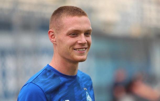 Цыганков - лучший игрок Динамо в декабре