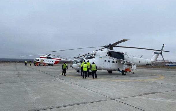 Украина вошла в пятерку стран, производящих лопасти для вертолетов