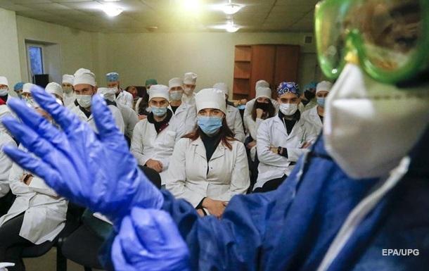От COVID в Украине излечились почти 650000 человек