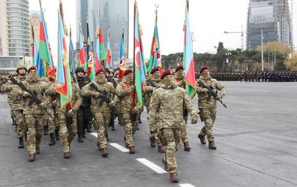 В Азербайджане демобилизируют призванных на войну в Карабахе