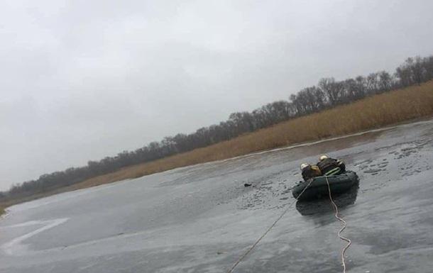 В Черкасской области утонули два рыбака