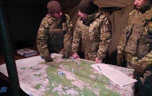 В Україні прикордонники завершили навчання за стандартами НАТО