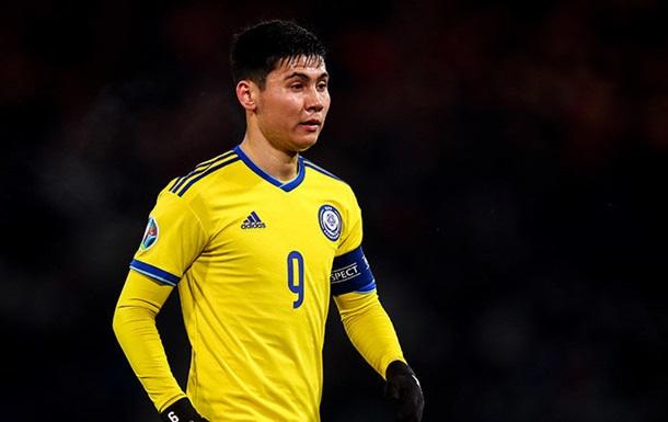 Соперник сборной Украины по отбору на ЧМ потерял капитана из-за допинг-скандала