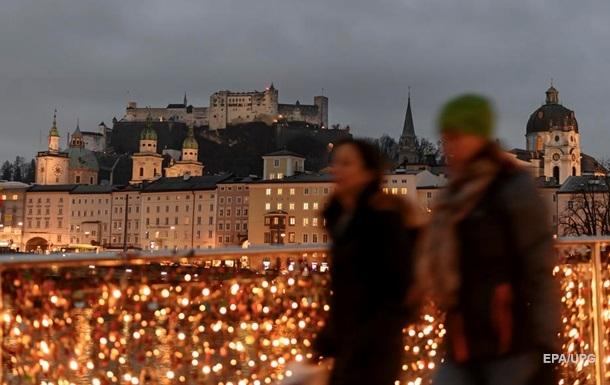 В Австрии с 26 декабря начался третий локдаун