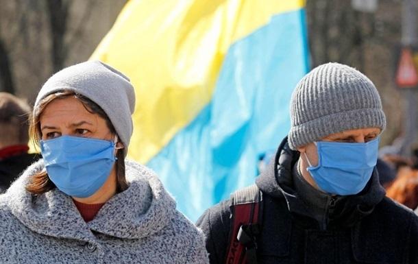 В Украине резко сократился суточный прирост COVID