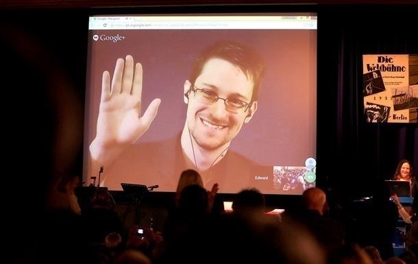 У Сноудена в Росії народилася дитина