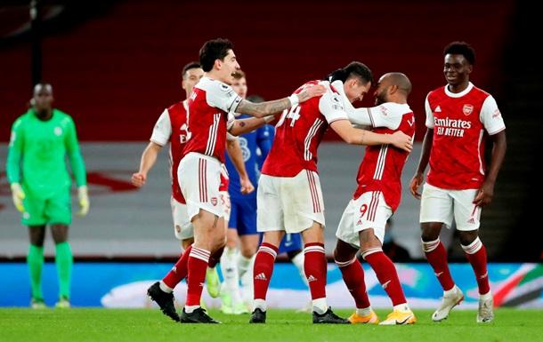 Арсенал обыграл Чесли и оторвался от зоны вылета