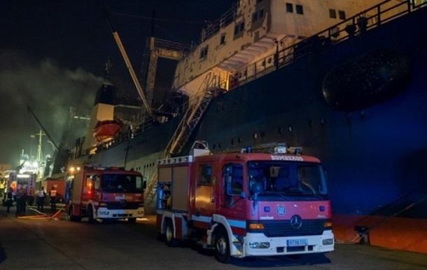 Трое украинцев погибли при пожаре на рыболовном судне на Канарах - СМИ