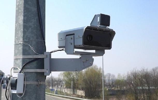 Система автофиксации нарушений ПДД начинает работать во Львовской области