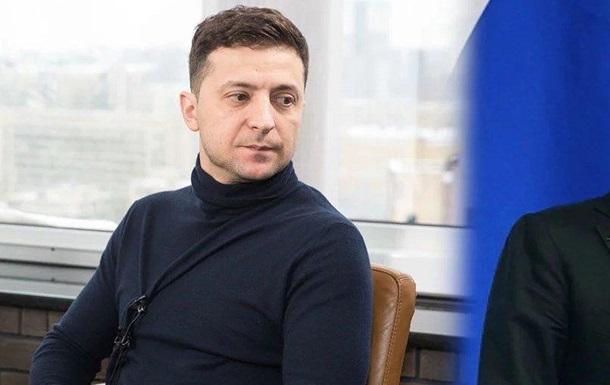 Київ. 25 грудня 2020 року Заява президента про те, що очікуємо по Донбасу