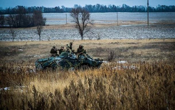 На Донбасі три рази порушений режим тиші