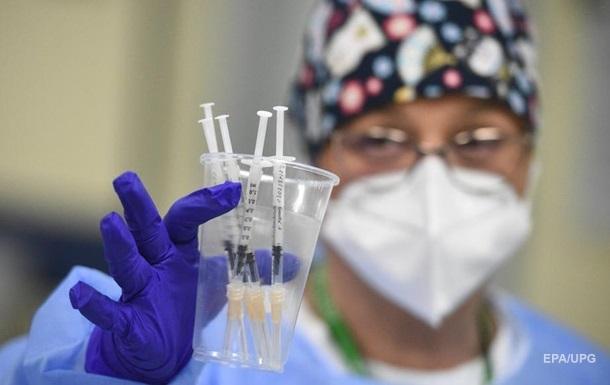В США выявлено более 19 млн случаев COVID-19