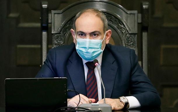 Пашинян заявив про втручання РФ у разі конфлікту з Азербайджаном