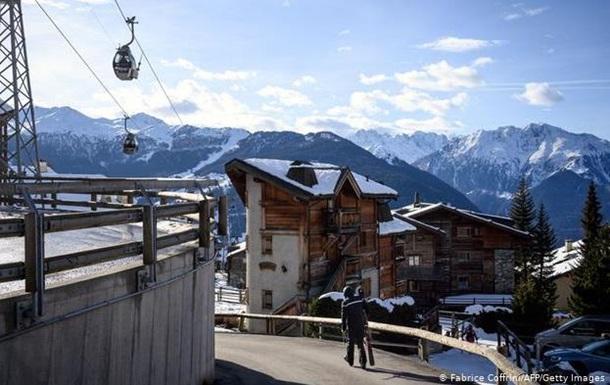 В Швейцарии сотни британцев сбежали из-под карантина