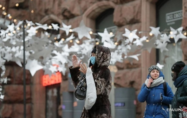 Коронавирус в Украине 27 декабря 2020