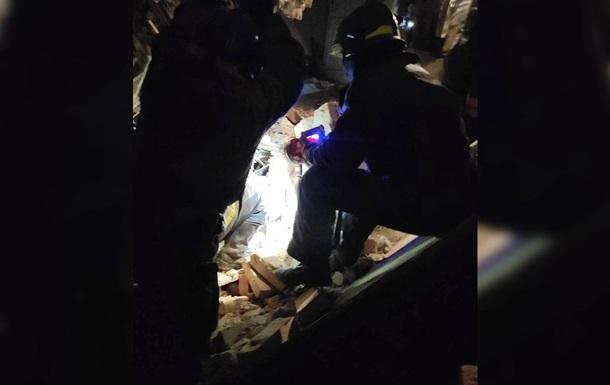 У Кривому Розі завалилася частина будівлі, є жертва