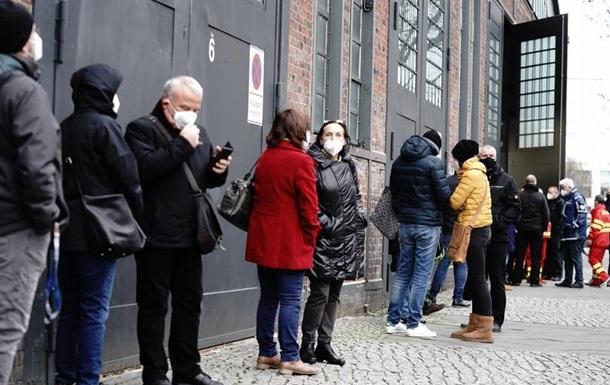 Вакцинація проти коронавірусу: в Берліні черги