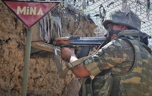 Азербайджан заявив про напад вірмен у Карабасі