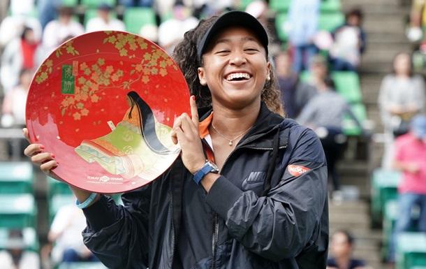 Осака - спортсменка года по версии AP