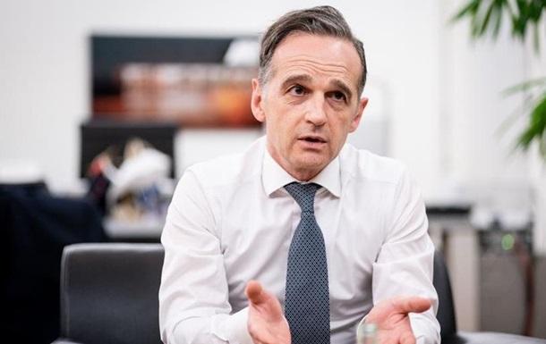 МЗС Німеччини: Берлін не змінить позицію щодо  Північного потоку-2