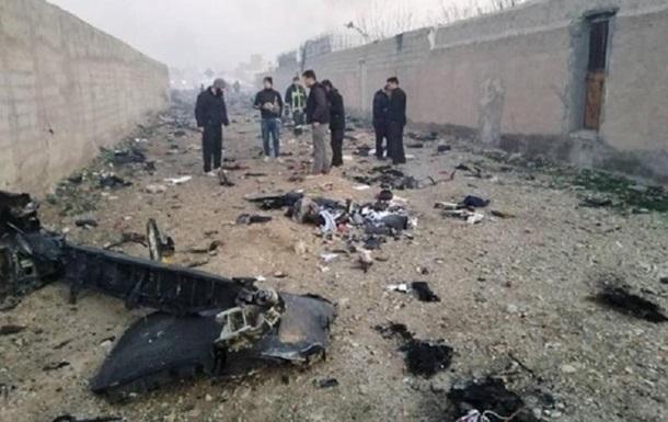 Украина получила окончательный отчет о сбитом самолете МАУ – власти Ирана