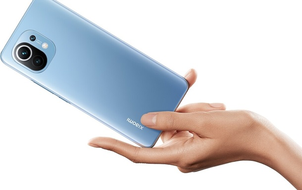 Xiaomi представила топовый смартфон Mi 11