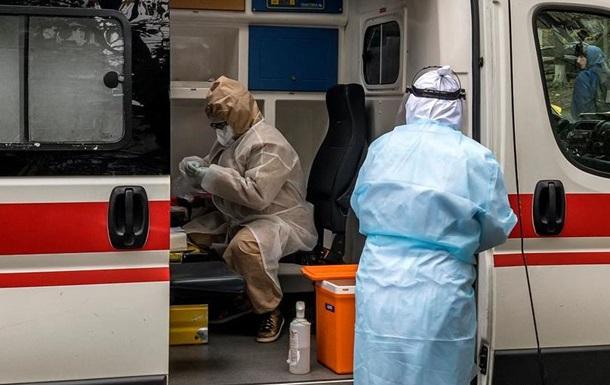 Коронавірус в Україні:  Половина смертей від COVID-19 не ідентифікована