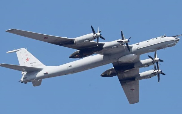 Авіація НАТО за 2020 рік 350 разів перехоплювала російські літаки