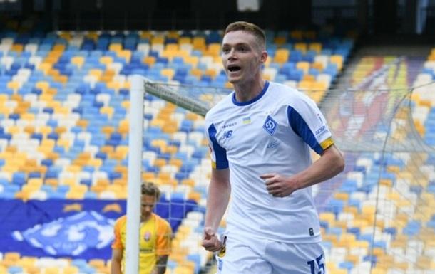 Цыганков признан лучшим футболистом УПЛ в 2020 году