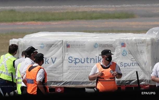 В Аргентині почалася вакцинація російським Супутником V