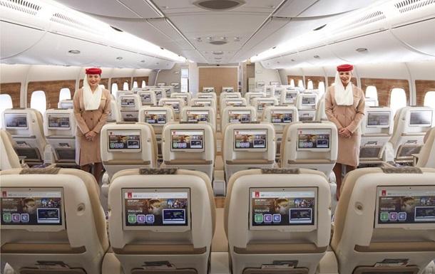 Emirates представила новый класс в своих самолетах
