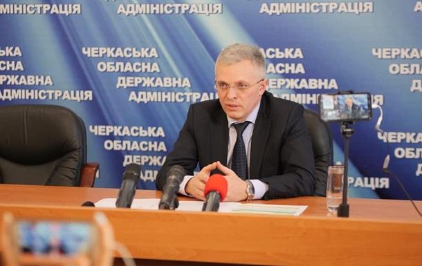 Зеленський звільнив голову Черкаської області