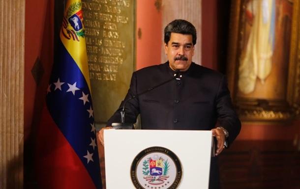 Мадуро має намір за три місяці вакцинувати 10 млн осіб