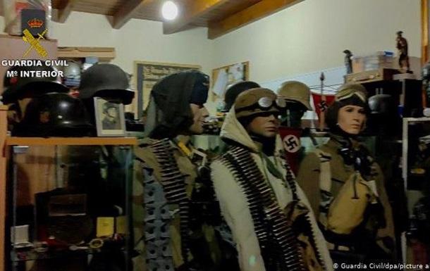 В Испании выявили бандитский 'музей нацизма'