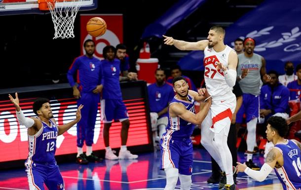 НБА: Детройт с Михайлюком проиграл Голден Стэйт, Лень дебютировал за Торонто