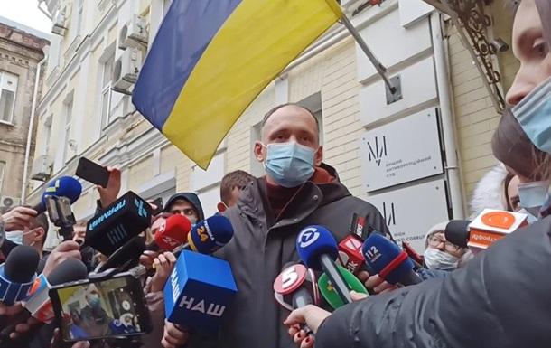 Прокуроры отозвали ходатайство об аресте Татарова