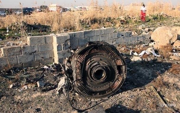 В Ірані заявили про завершення розслідування про аварію літака МАУ