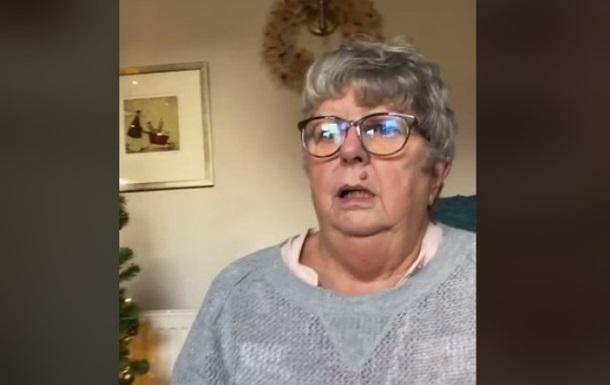 Реакція бабусі на подарунок внучки  підірвала  Мережу
