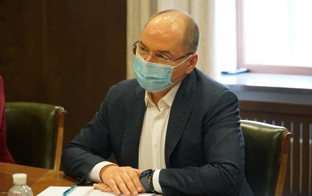 МОЗ обговорило з AstraZeneca терміни поставки вакцини