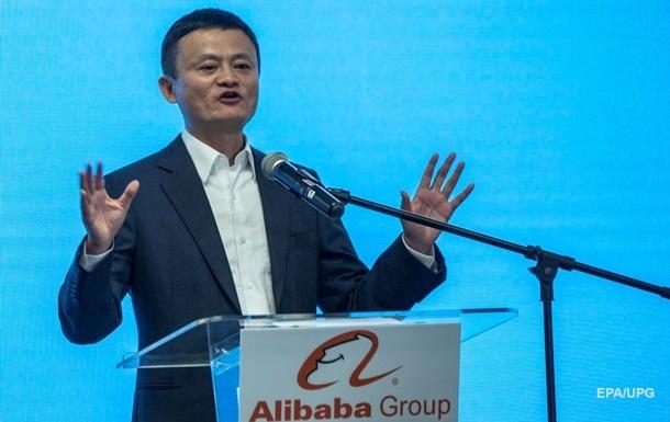 Из-за властей Китая владелец Alibaba потерял $11 млрд за два месяца
