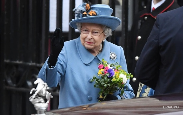 Елизавета II подписала закон о соглашении с ЕС