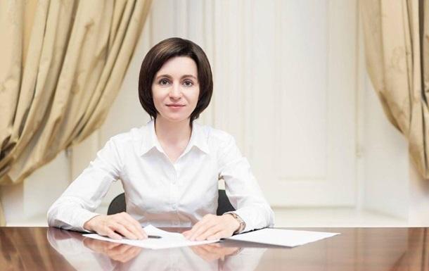 Санду готова ехать в Россию для решения приднестровского конфликта