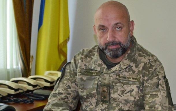 Кривоноса звільнили з РНБО за провал організації тероборони і політичну критику