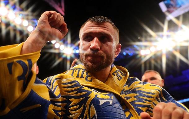 Ломаченко назвал желаемого соперника на следующий бой