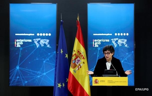 Британия и Испания предварительного договорились по Гибралтару