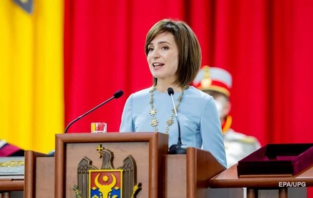 Майя Санду назначила и.о. премьер-министра Молдовы