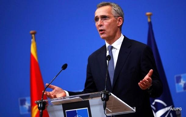 Генсек НАТО не побачив з боку РФ загрози Альянсу